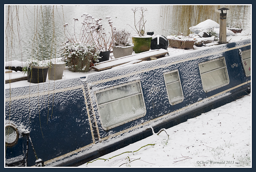 Snowboat to Nowhere, Cambridge, UK
