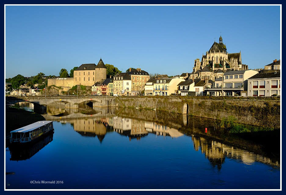 Mayenne, Normandy